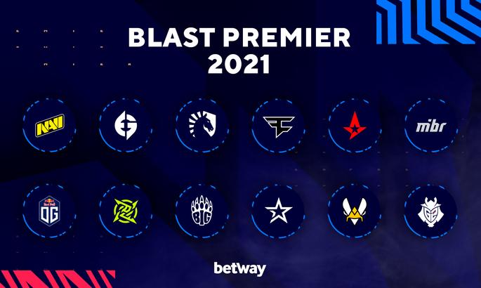 BLAST Premier: Spring Series 2021