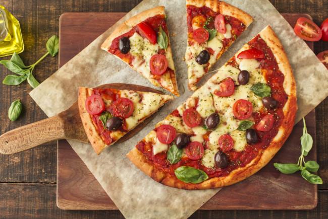 Настоящая пицца в Ивано-Франковске