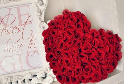 Выбор подарка ко дню влюбленных