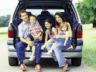 Авто для людей семейных