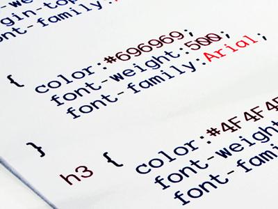 Каскадные таблицы стилей – незаменимый атрибут веб-дизайна