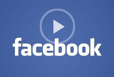 Рекламные видеоролики в ленте новостей Facebook