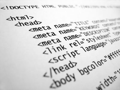 Создание макета и кода сайта своими руками