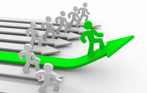 Конкуренция в Сети: несколько советов, как быть всегда на вершине