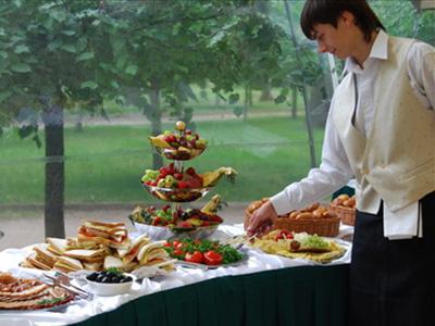 Услуги выездного ресторана к любому торжеству