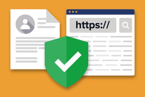 Безопасность личной информации: SSL-сертификат
