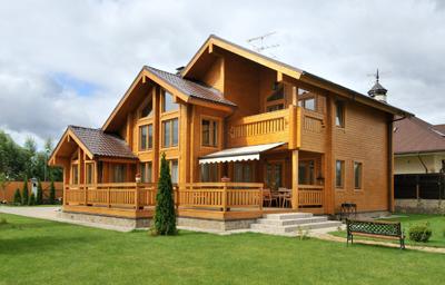 Дом из бруса - основные этапы строительства