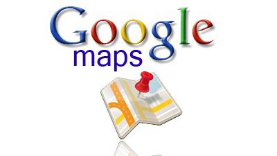 Новые функции Google Maps