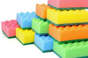 губки для мытья посуды цена