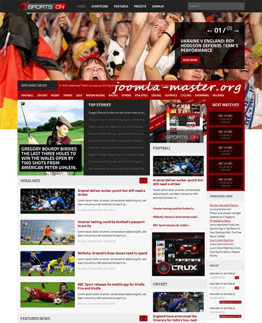 JS Shaper SportsOn