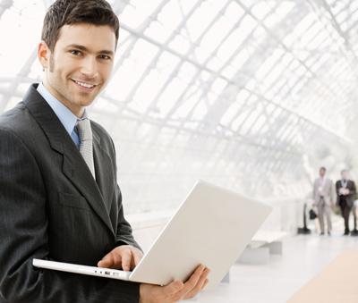 Сайт как помощник делового человека