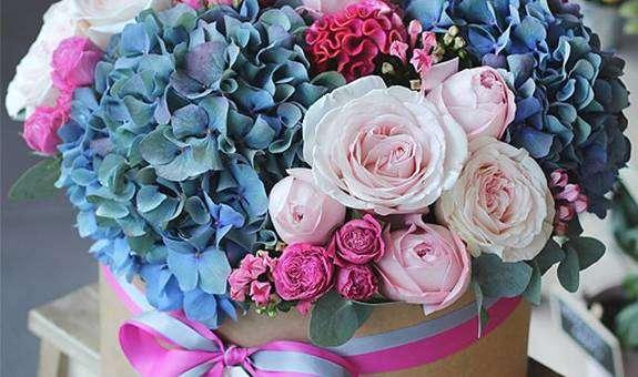 Цветы с доставкой на любой вкус