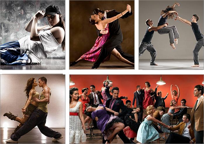 Как устроены занятия в школе танцев