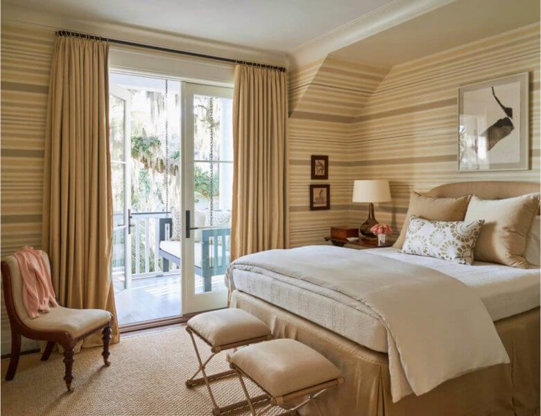 Профессиональный дизайн современной спальни
