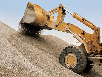 Виды песка и его применение в строительстве