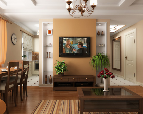 Визуализация интерьера – это возможность увидеть будущее своей квартиры