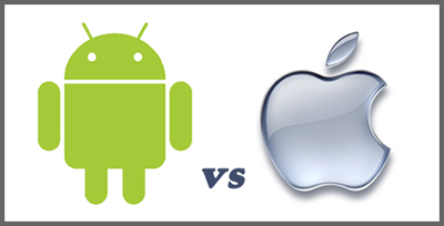 IOS VS Android OS