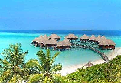 Атолл Хаа-Алифу - самый молодой курорт Мальдив