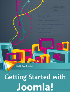 Getting Started with Joomla!