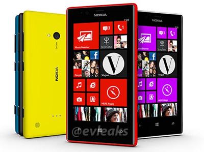 Lumia 720 еще один новый смартфон от Nokia