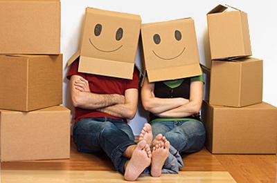 Как грамотно организовать переезд?