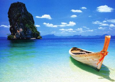 Пхукет - райский остров в Андаманском море