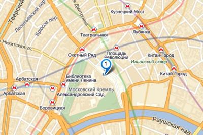 Региональное продвижение сайта с помощью спутниковых карт