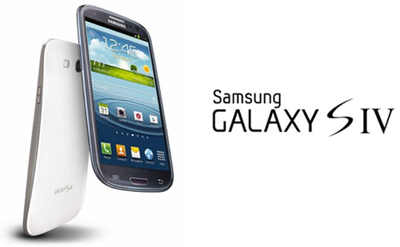 В России появился Samsung Galaxy S4