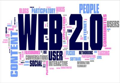 Использование Web 2.0