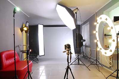 Организация собственной фотостудии