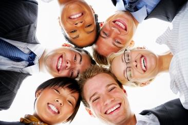 Корпоративные тренинги командообразования для коллектива организации