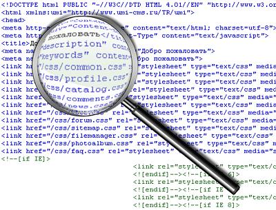 Оптимизация кода под поисковые запросы