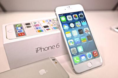 Поломка iPhone 6