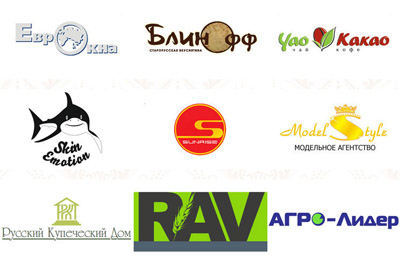 Значение шрифта в логотипе