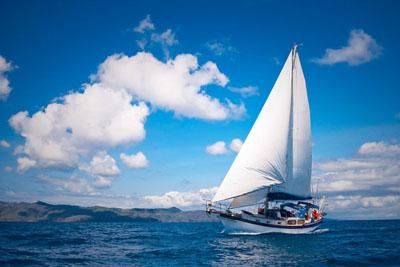 Обучение яхтингу