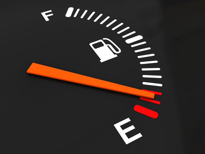 Контроль уровня топлива