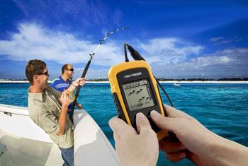 Как выбрать эхолот для рыбалки и не ошибиться?
