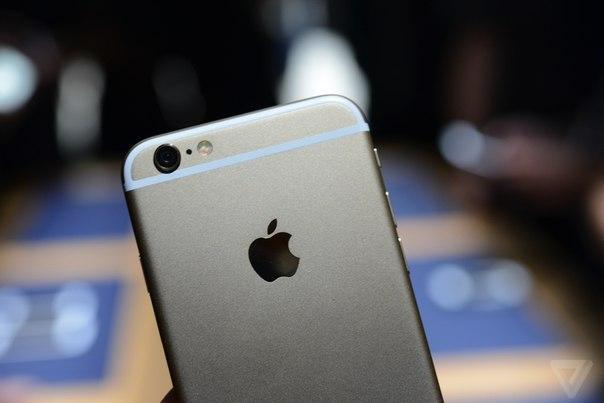 Обзор модели iPhone 6