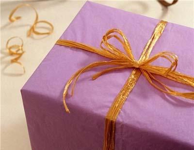 Новогодний подарок для дочери