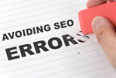 Каких действий избегать при оптимизации сайта