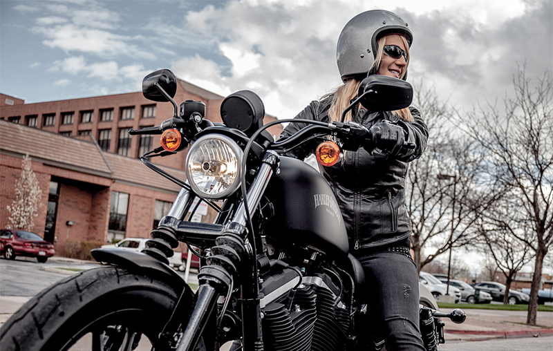 Какие виды мотоциклов бывают