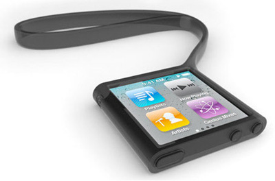 Обзор модели Ipod  Apple nano 6