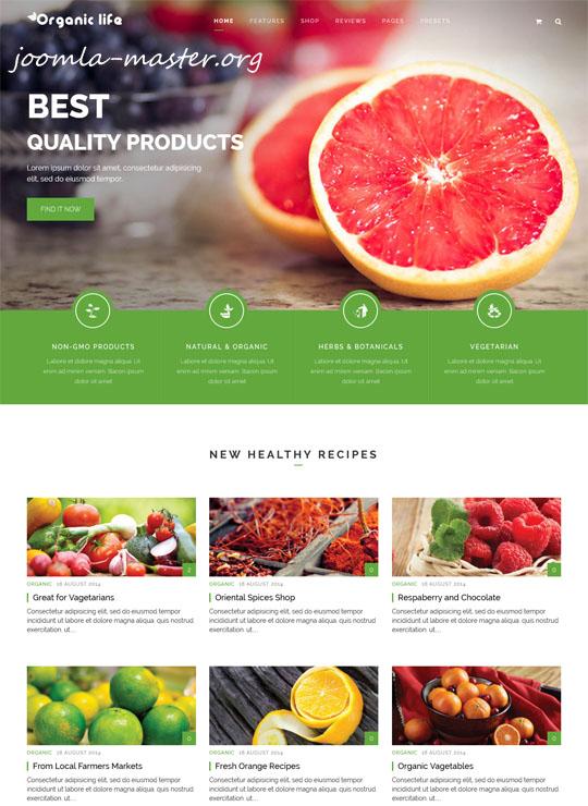 JS Shaper Organic Life