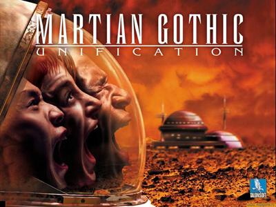 Игра Martian Gothic