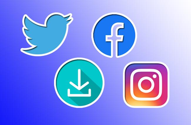 Как скачать видео с различных социальных сетей