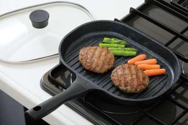 Подбор сковородки-гриль для дома