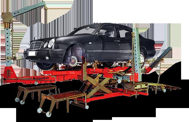 Кузовной ремонт автомобиля виды и способы проведения