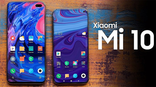 Смартфоны Xiaomi Mi 10 и Mi 10 Pro