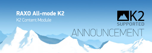 RAXO All-mode K2 for Joomla 3.x