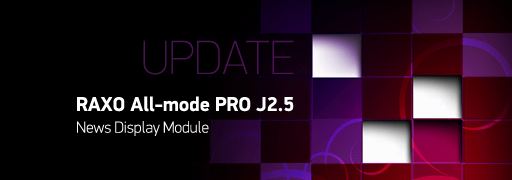 RAXO All-Mode Pro v2.4